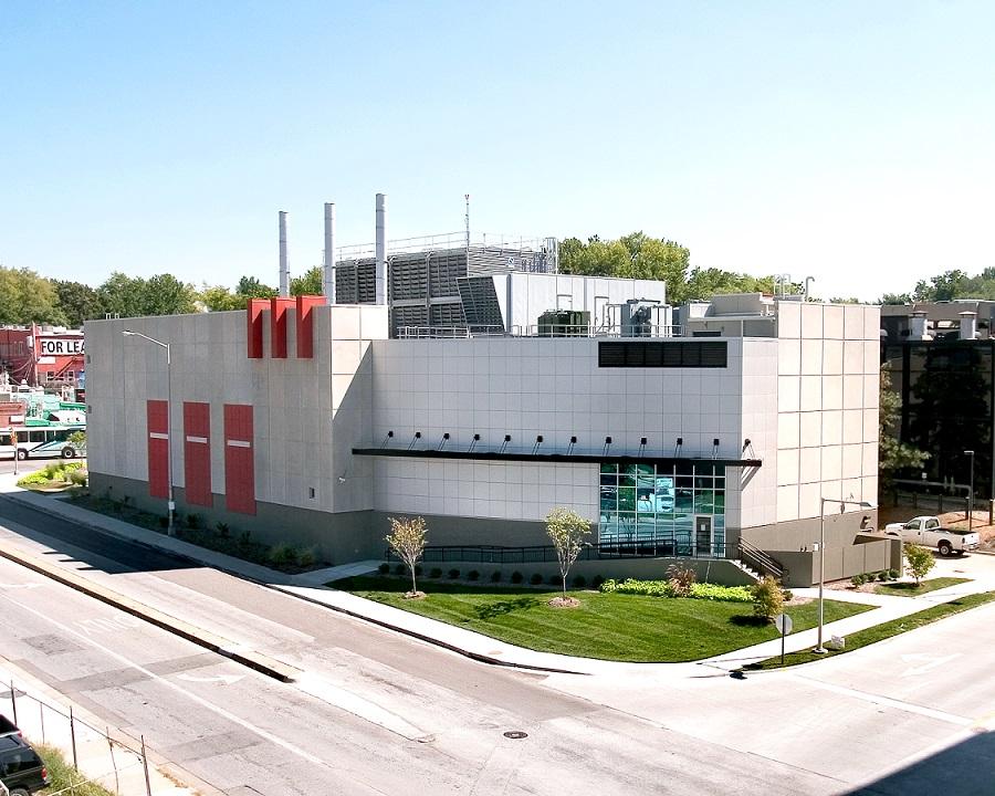 University of Kansas Hospital's Central Utility Plant