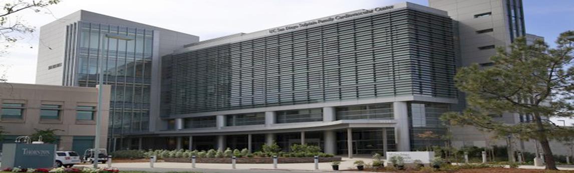UCSD Thornton Hospital Cardiovascular Center