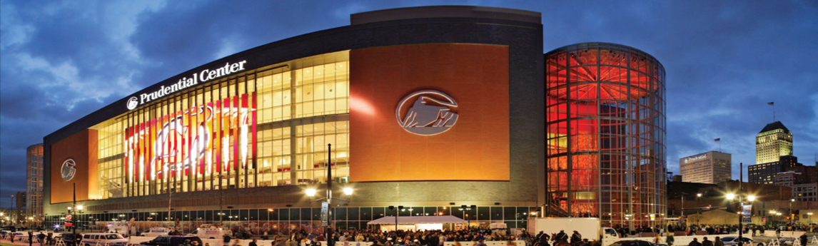 Prudential Center New Jersey Devils Arena Nv5
