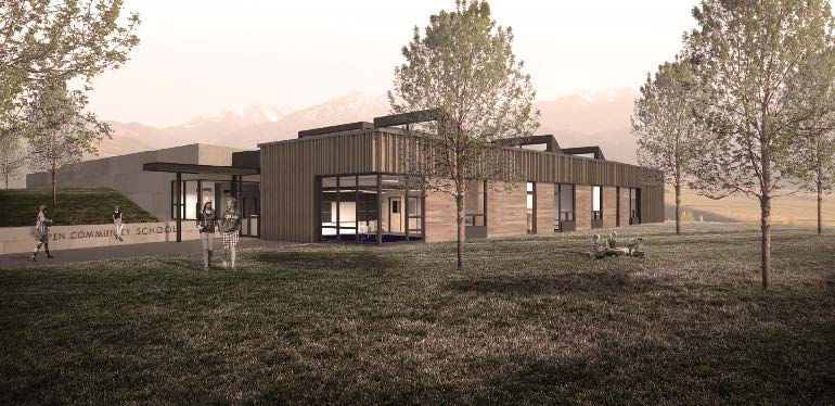 Aspen Community School Renovation & Expansion