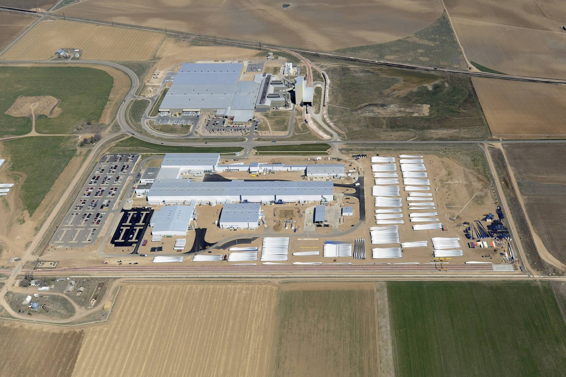 Vestas Wind System Facilities