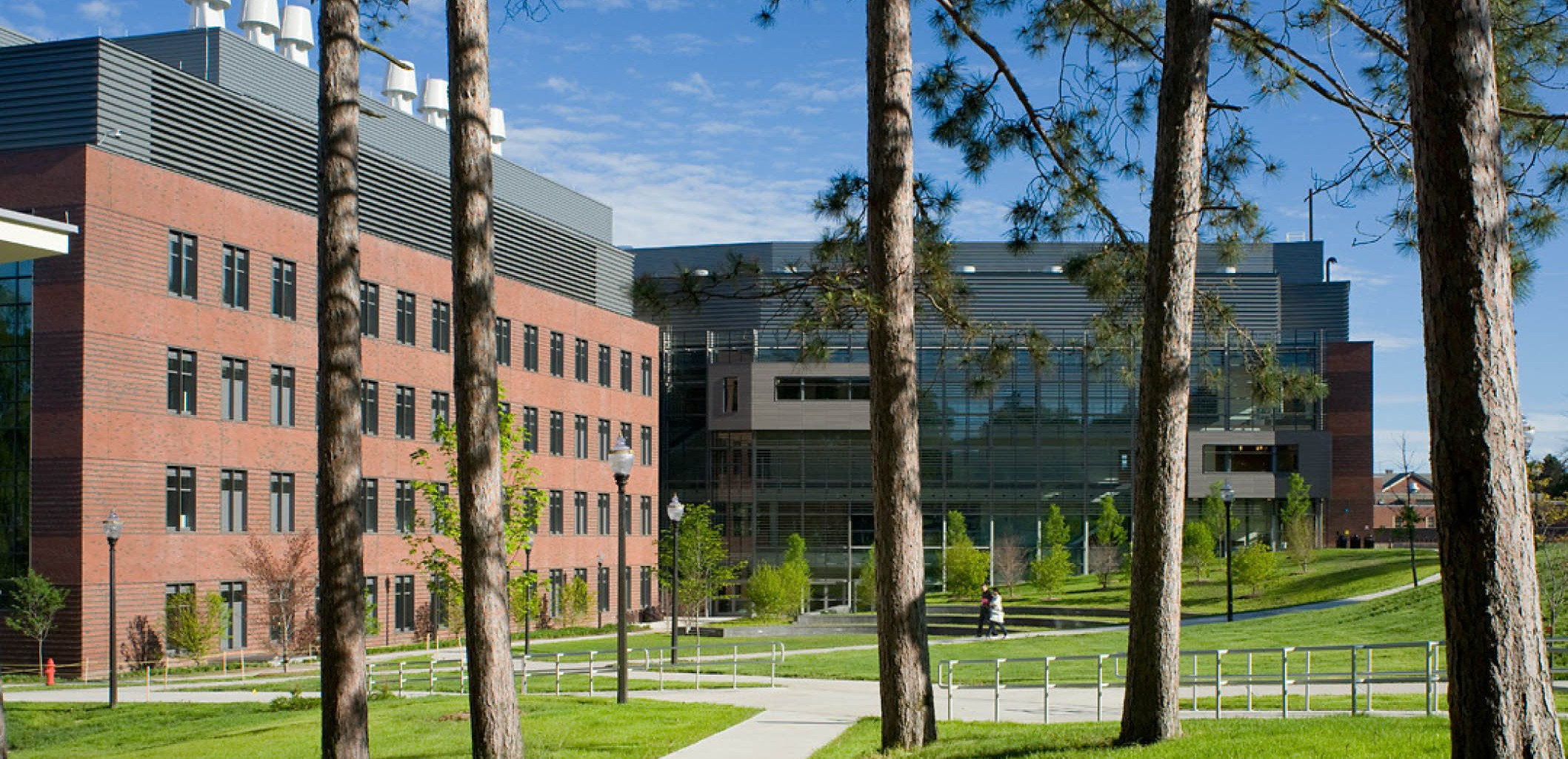 UMass Amherst Integrated Sciences Building