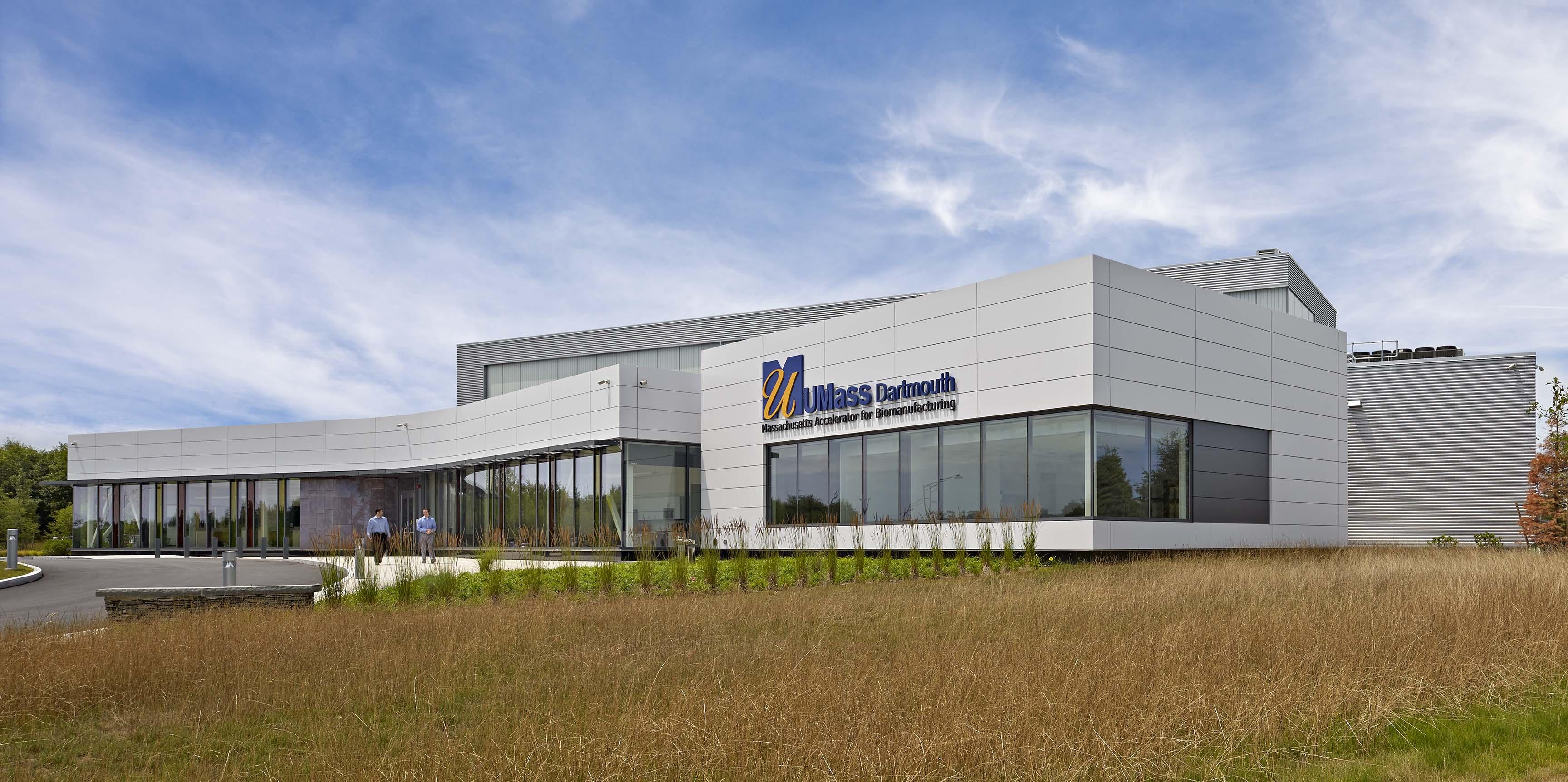 Massachusetts Accelerator for Biomanufacturing