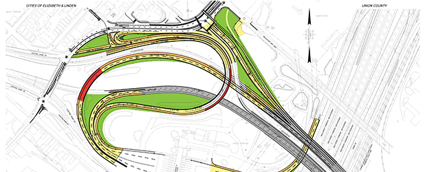 NJ Turnpike – Interchange 13 Improvements
