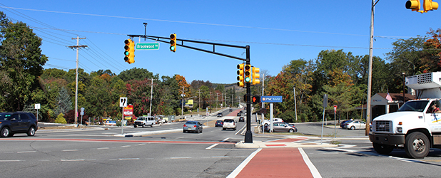 Route 206 – Waterloo/Brookwood Road Improvements