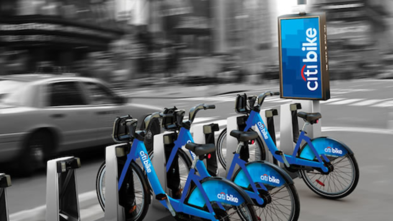 New York City Bikeshare System