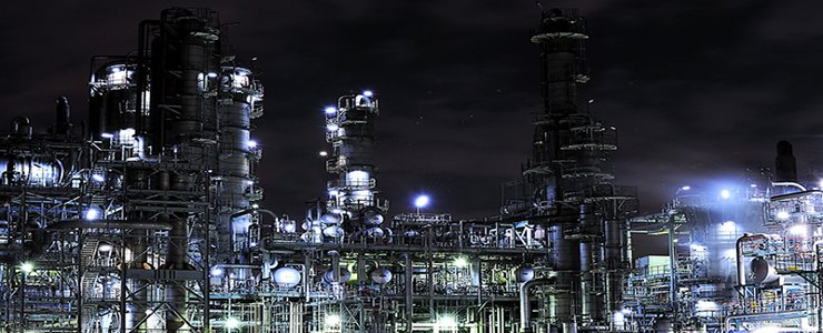 Former Chemical Plant Decommissioning