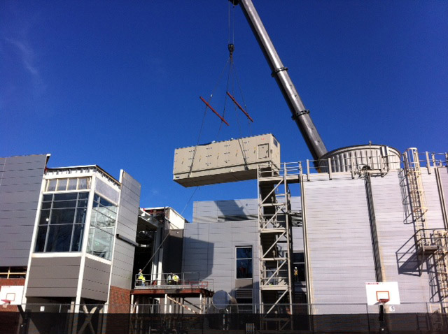 North Carolina State University Steam Plant Renovations