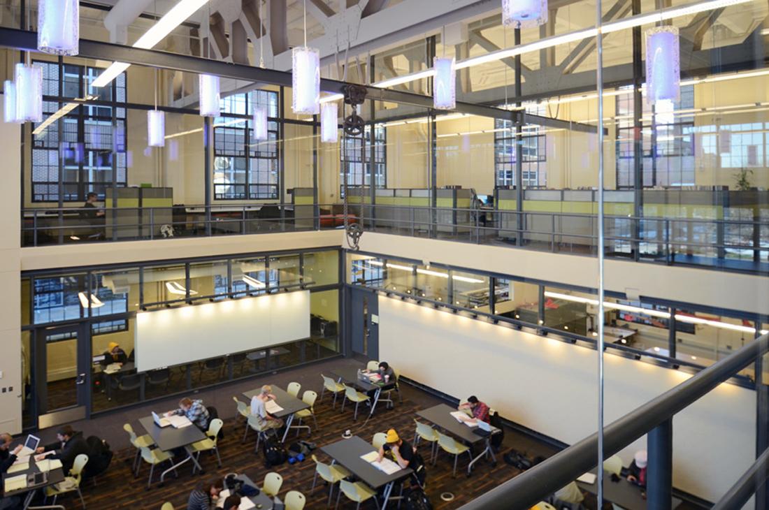 University of Minnesota Akerman Hangar Hall