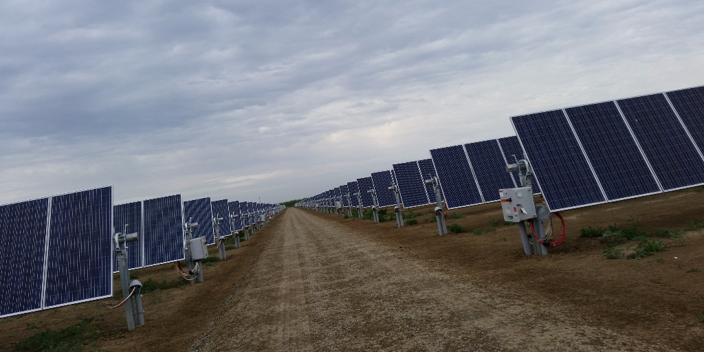 Mustang Solar Power Project