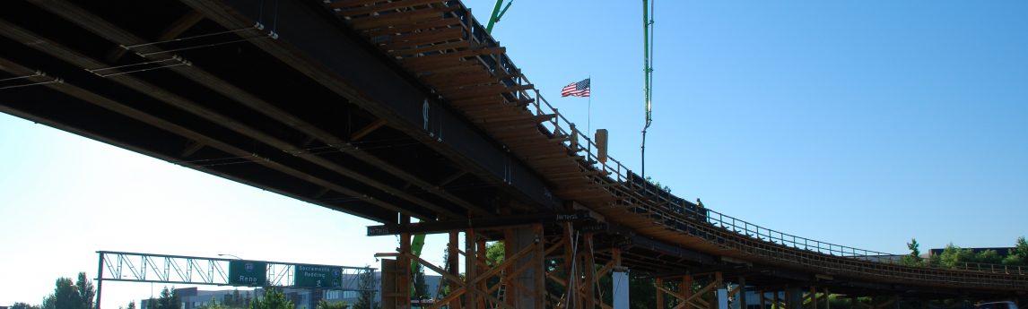 NV5 - Interstate 80 Bike and Pedestrian Bridge