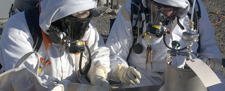 Hanford Chemical Exposure Safety