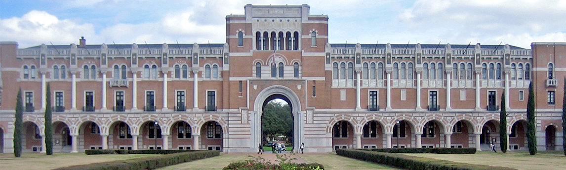 Rice University Integrated Climate & Energy Master Plan