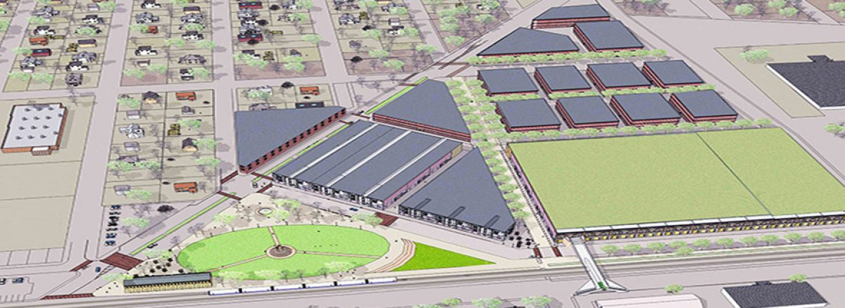 NV5 Transit-Oriented Development (TOD) for Wyandanch, NY