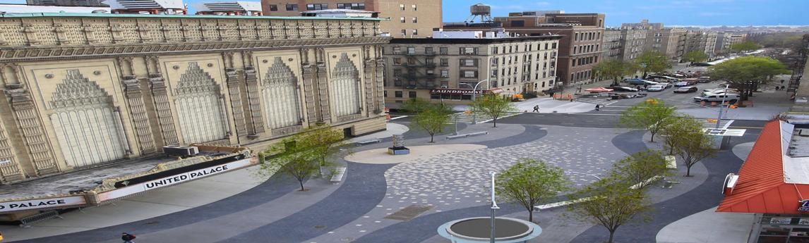 La Plaza de las Americas