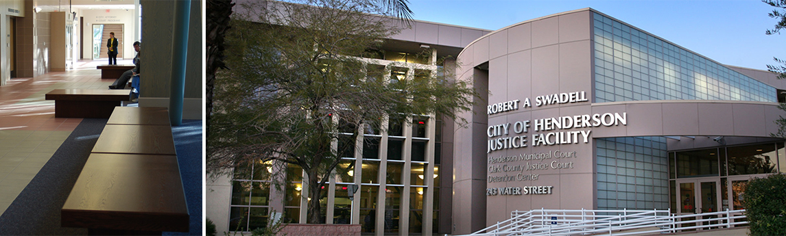 NV5 - City of Henderson Justice Facility Expansion