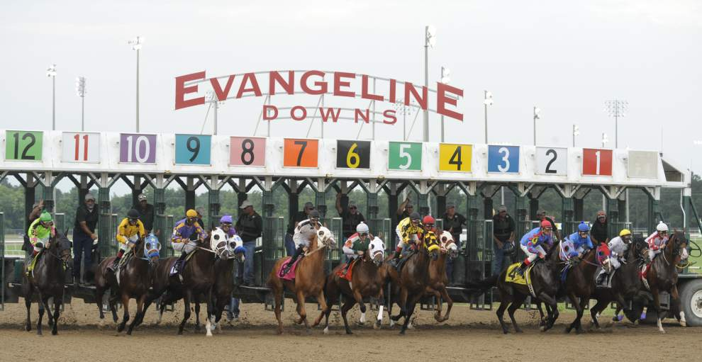 Evangaline Downs Race Track