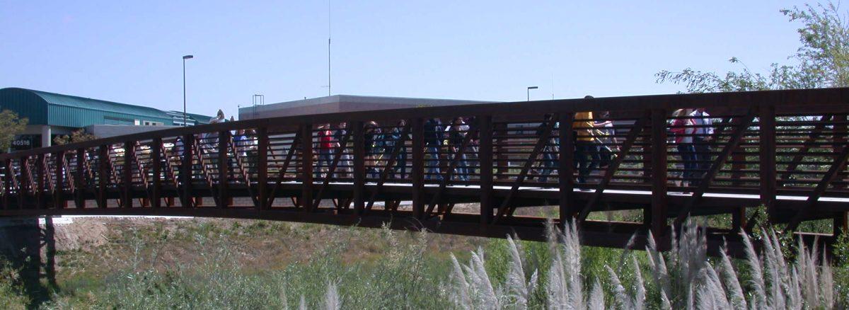 NV5 - Santa Gertrudis Creek Bridge