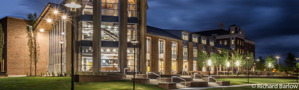 East Carolina University Student Services Building