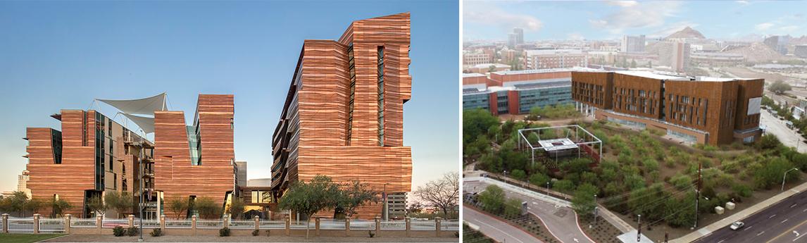NV5 - University of Arizona Biosciences Partnership Building