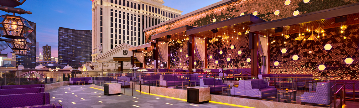 Omnia Nightclub at Caesars Palace