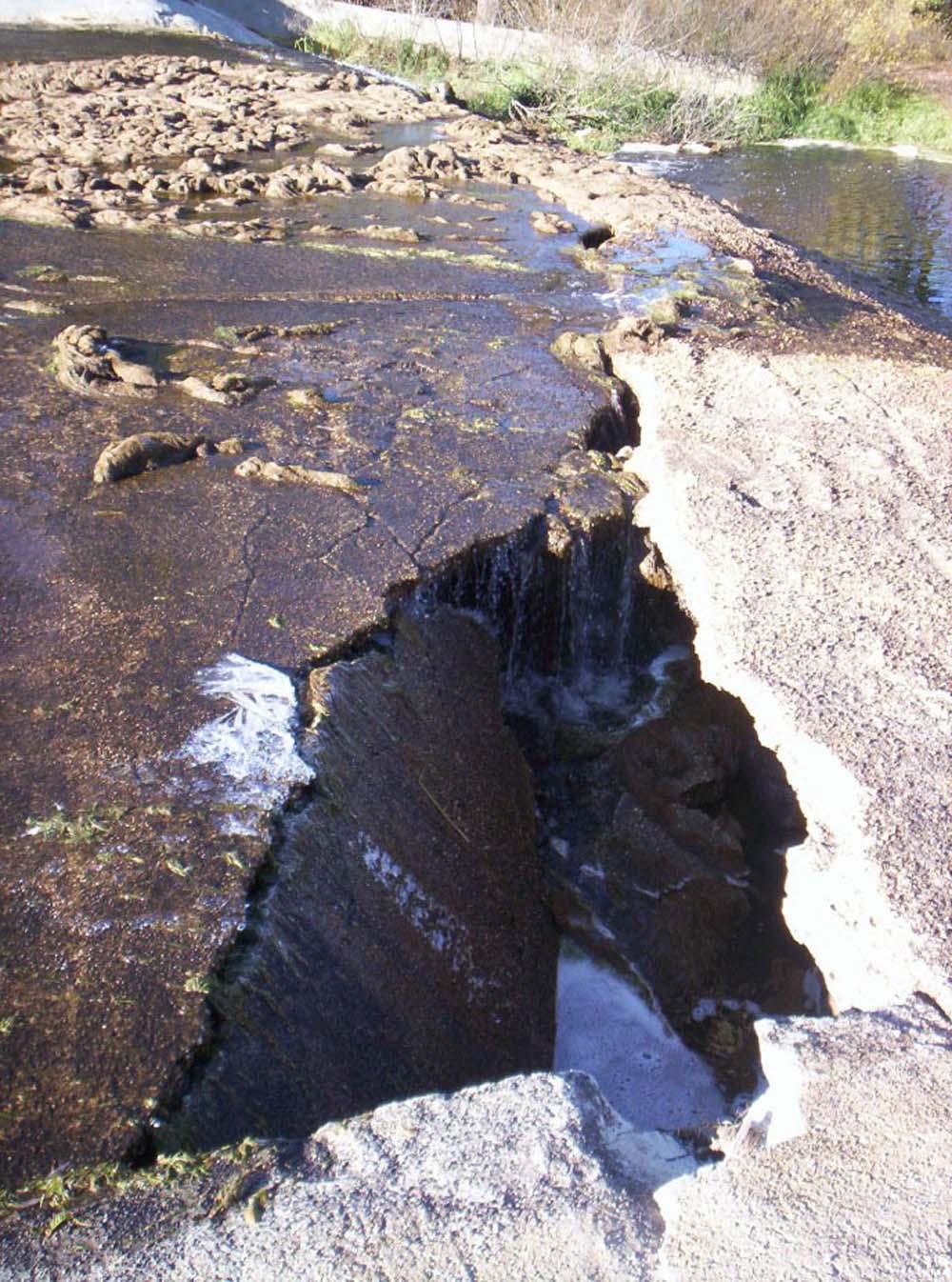 Lake Van Norden Spillway Repairs