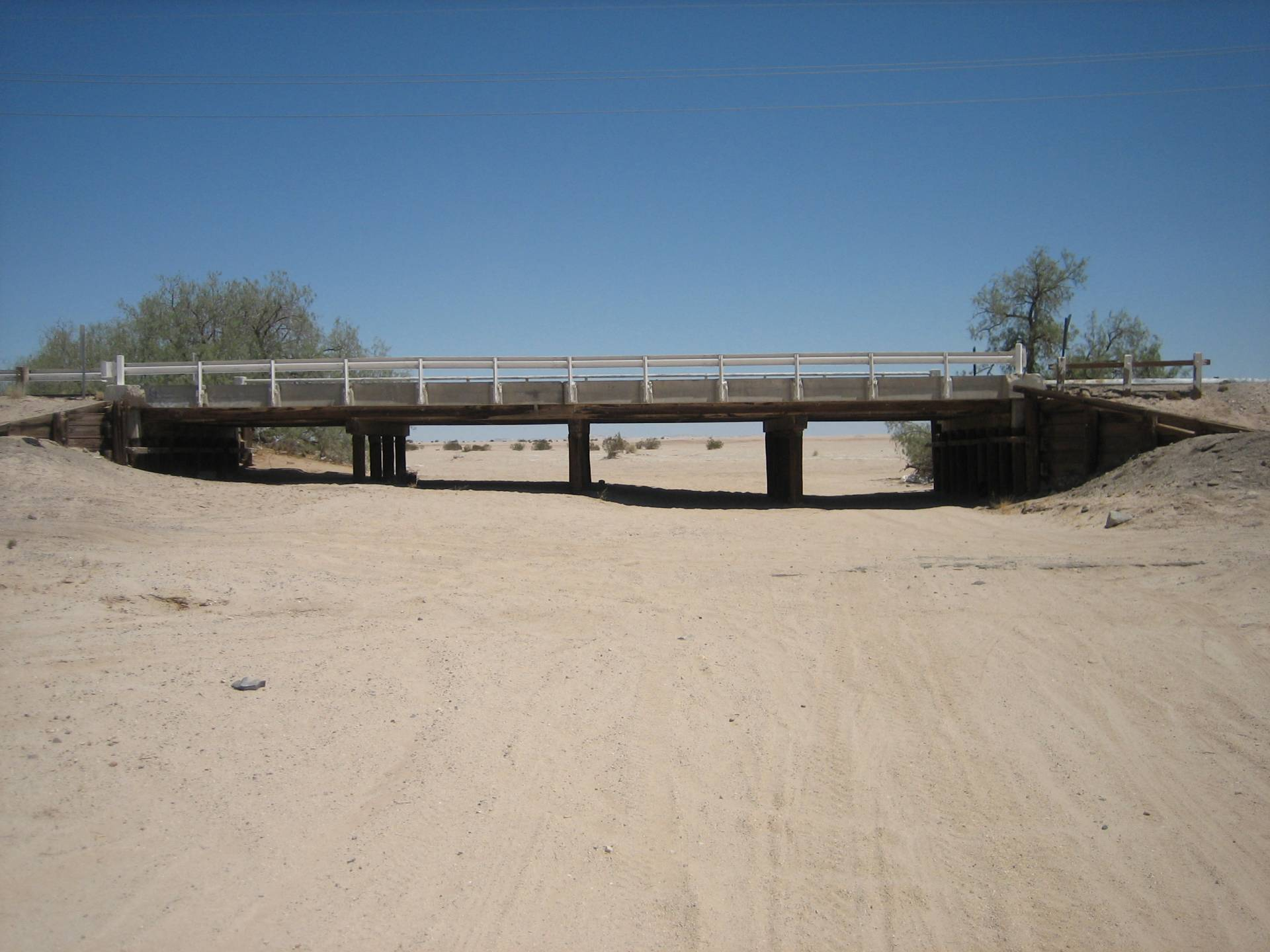Sandy & Gypsum Ditch Bridges for Wind Energy Project