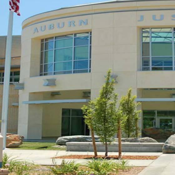 Auburn Justice Center