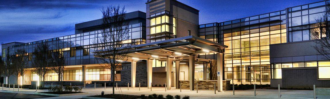 NV5 - Harnett Health System - Civil Engineering