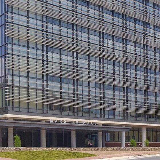 NV5 - UNC Chapel Hill Marsico Hall - Civil Engineering