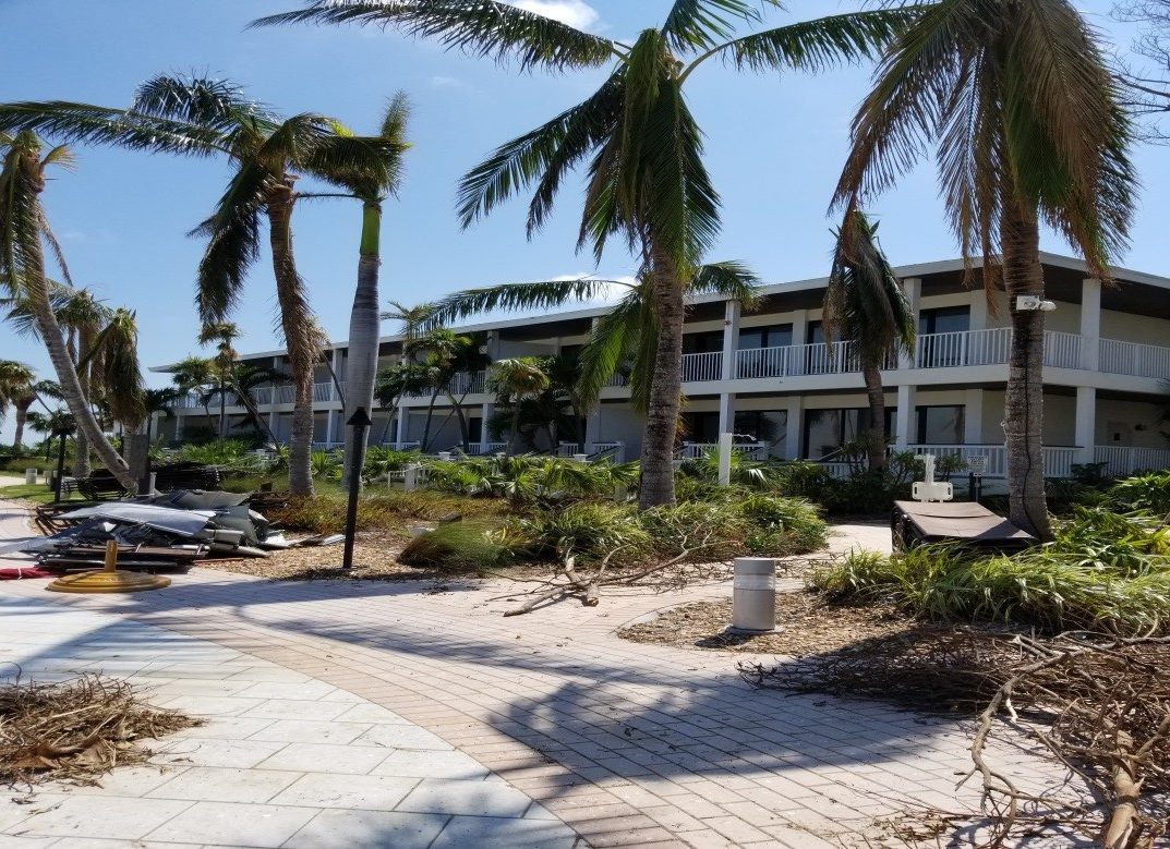Hawks Cay Resort After Hurricane Irma