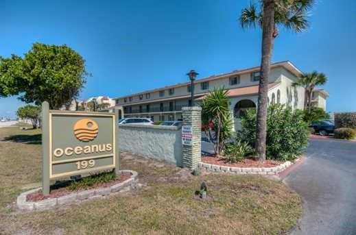 Oceanus Condominiums After Hurricane Irma
