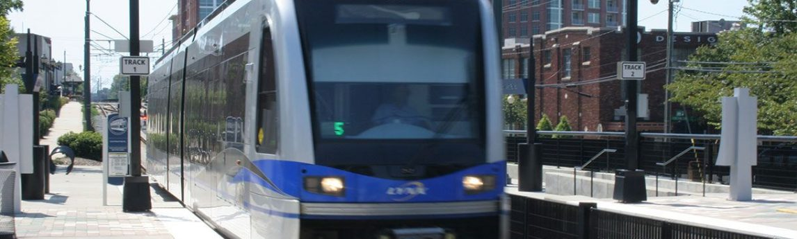 NV5 - Charlotte Area Transit System (CATS) Light Rail Extension