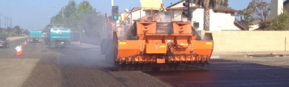 NV5 - Wooley Road Resurfacing