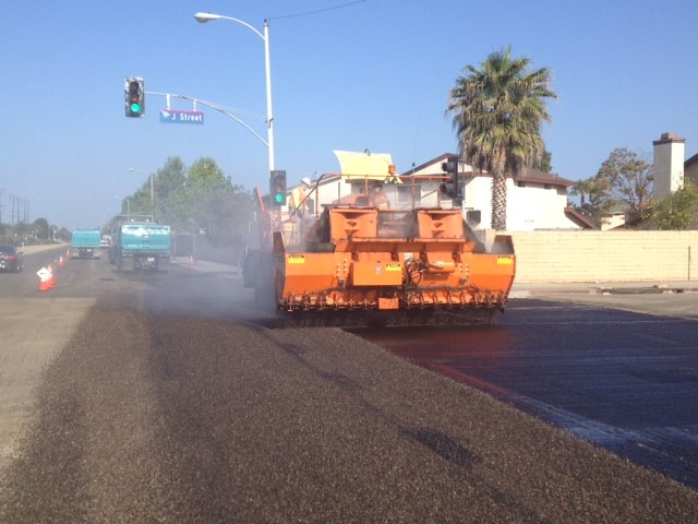 Wooley Road Arterial Resurfacing Project