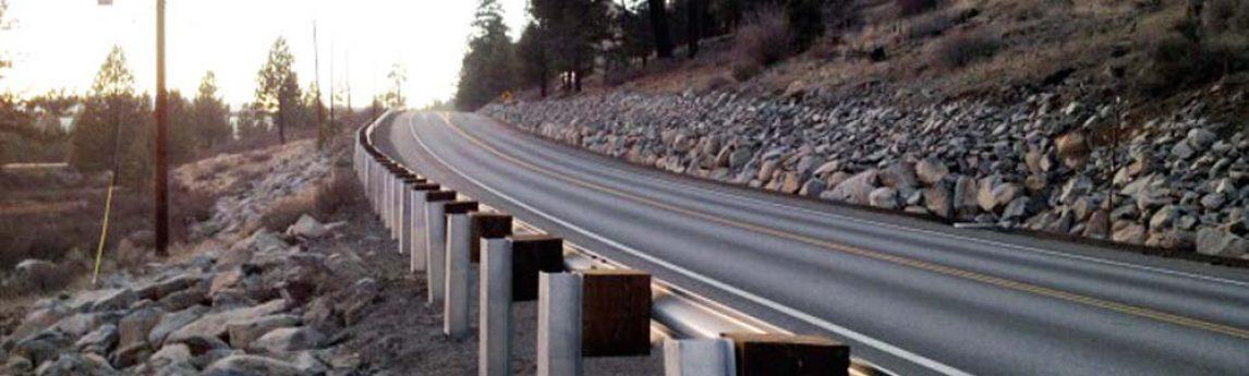 NV5 - Glenshire Drive Reconstruction, Truckee CA