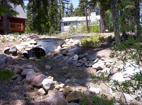 Tahoe Estates Erosion Control