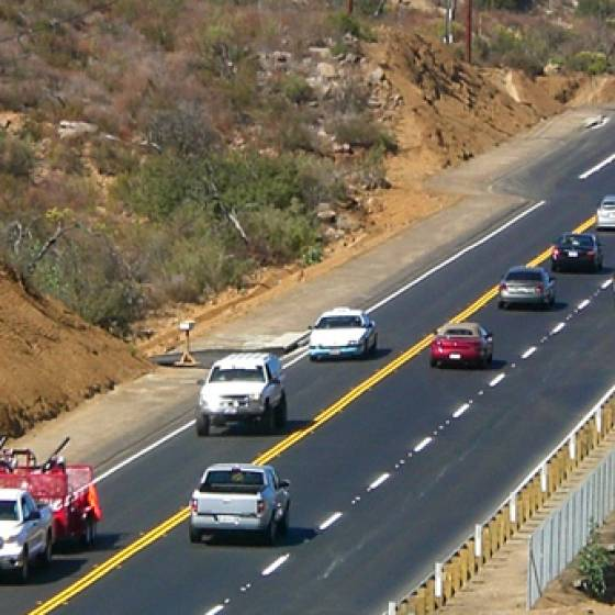 Wildcat Canyon Road Widening