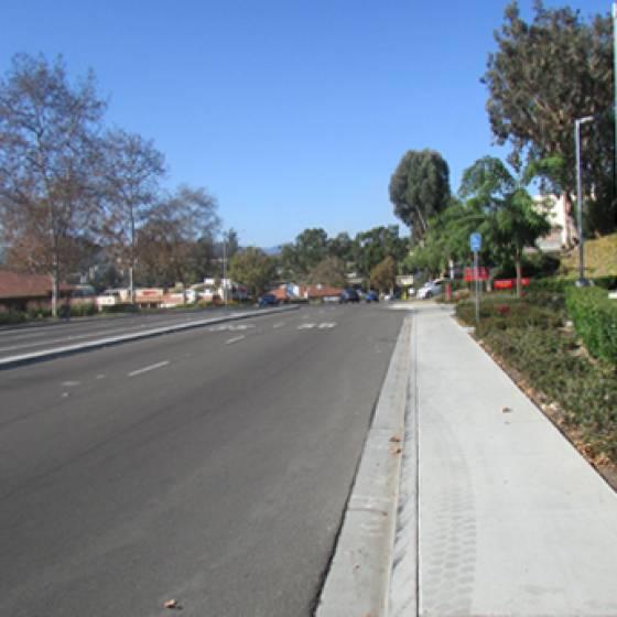 Mission Road Improvements