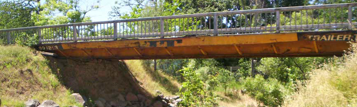 Rancho Tehama Road Bridge Replacement
