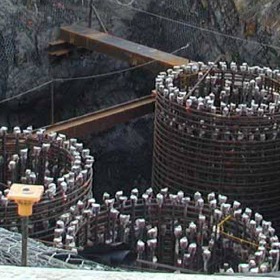 Bay Bridge & Yerba Buena Island Utility Tunnel