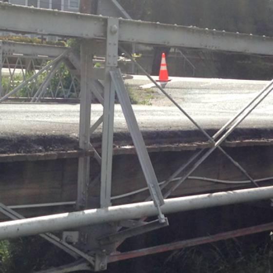 Pitt Street Bridge Replacement