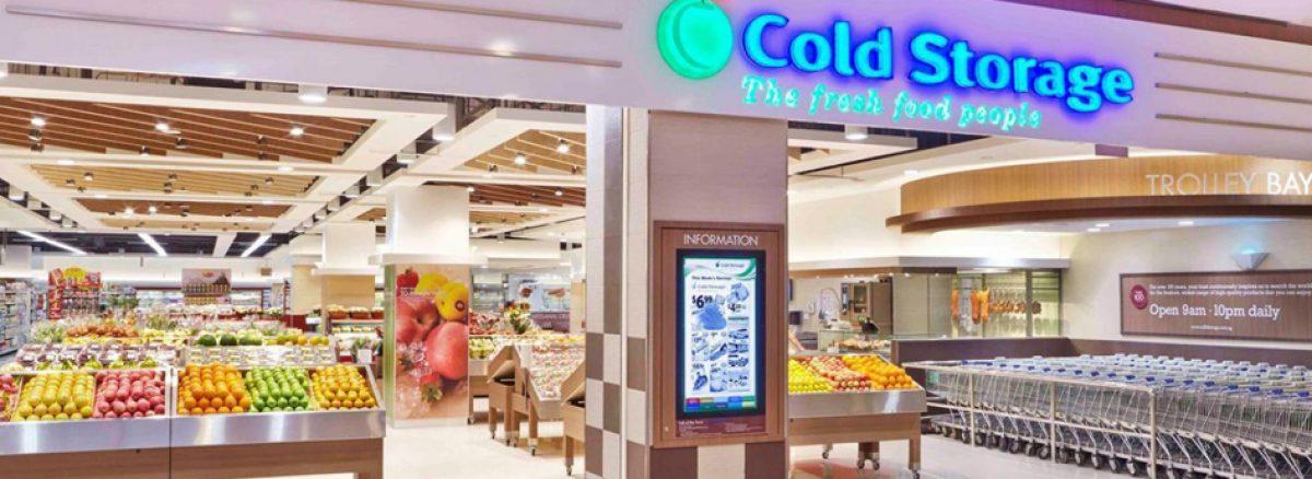 NV5 - Cold Storage Supermarket