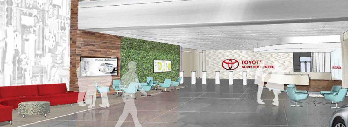 NV5 - Toyota Facility York Michigan