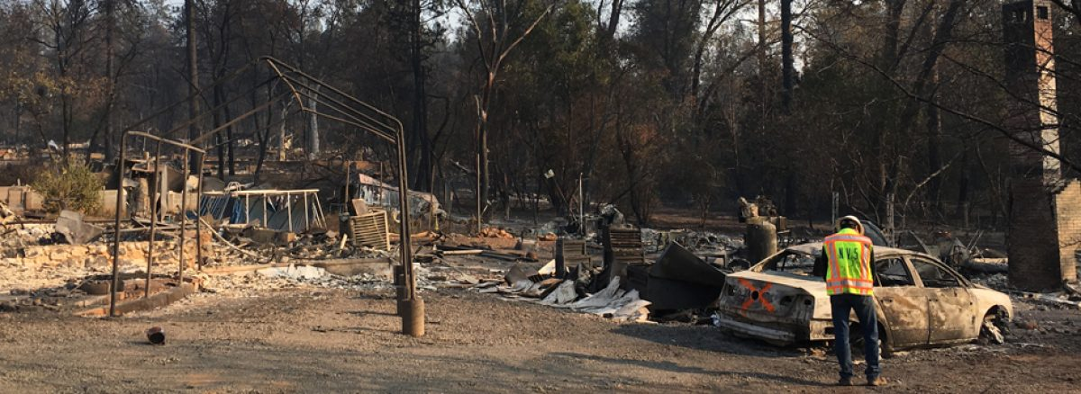 NV5 - Camp Fire, Paradise California