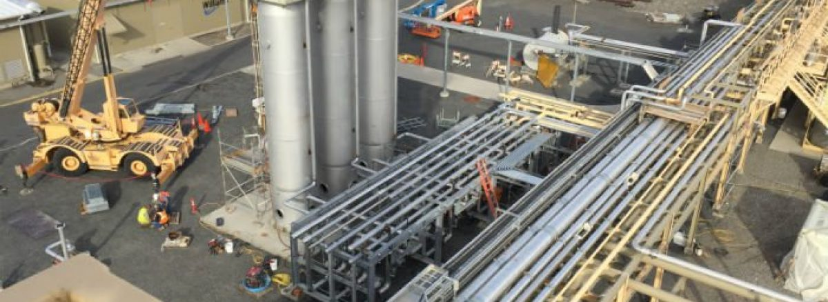 NV5 - LPG Facility Liquefaction System