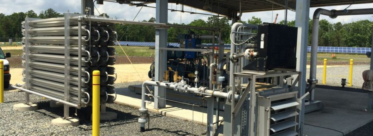 NV5 - LNG Boil-off Compressor