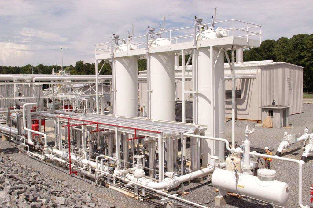 Liquefaction Pretreatment System