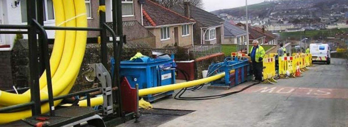 NV5 - Design of New Gas Distribution System