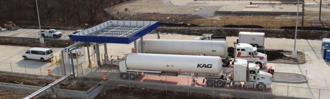 NV5 - LNG Truck Loading System